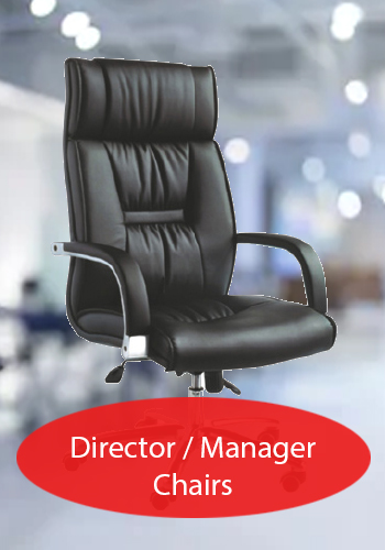 Director Chairs, Manager Chairs, Office Chairs in Mumbai