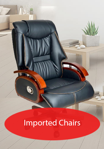 Imported Chairs, Boss Chairs, Chairs in Mumbai